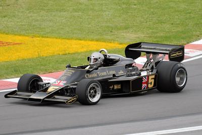 Historic F1 Car 15
