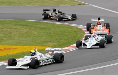 Historic F1 Car 18