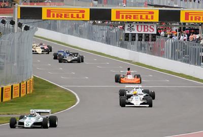 Historic F1 Car 12
