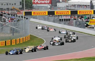 Historic F1 Car 17
