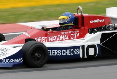 Historic F1 Car 25