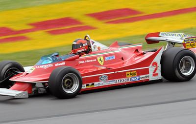Historic F1 Car 35