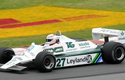Historic F1 Car 30