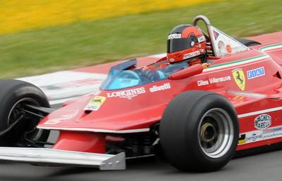 Historic F1 Car 27