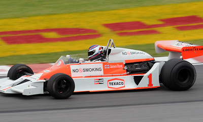 Historic F1 Car 22