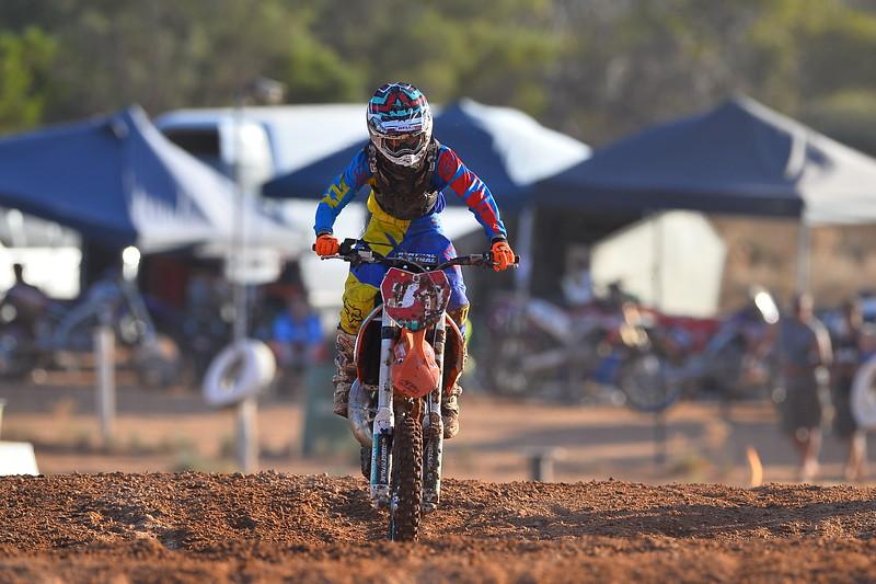 MotoX arena racing (twilight meeting)