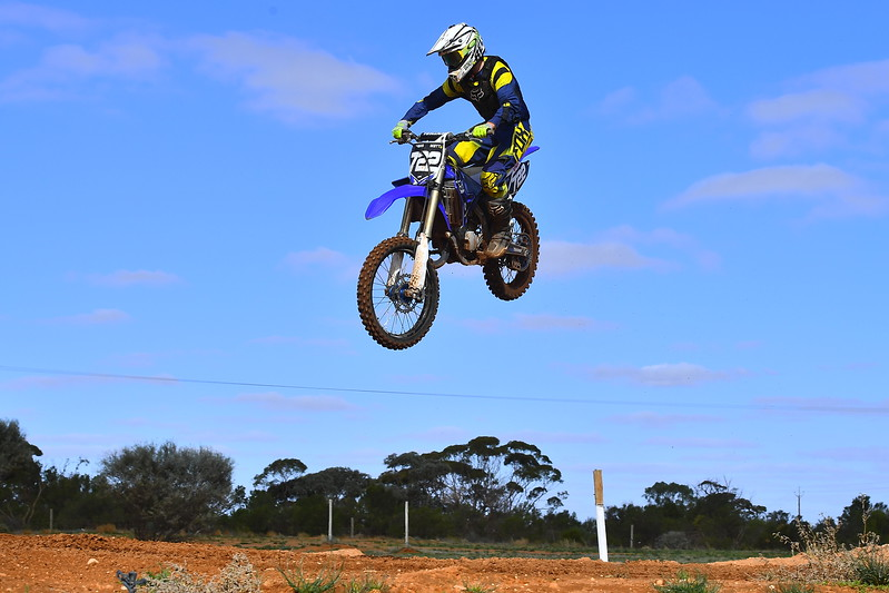 The first round of the RJMC motocross club championship