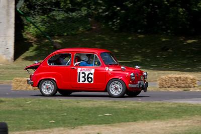1966 - Fiat 600 Abarth