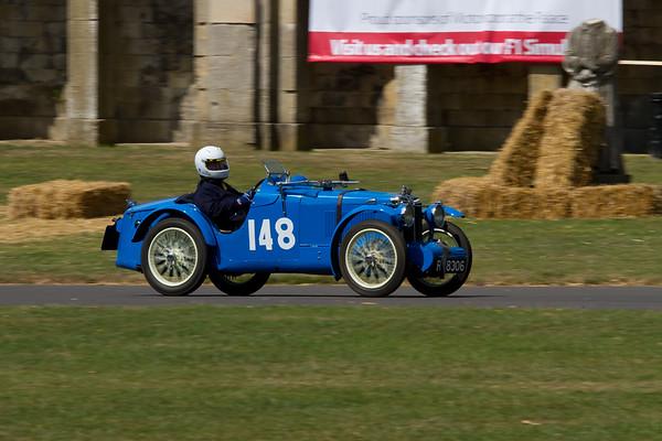 1931 MG C type Monthlery Midget