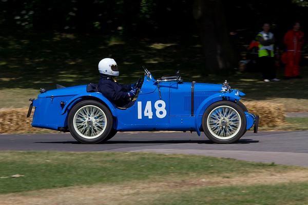1931 - MG C type Monthlery Midget