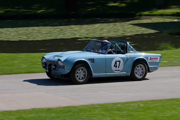 1962 Triumph TR4A
