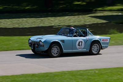 1962 - Triumph TR4A
