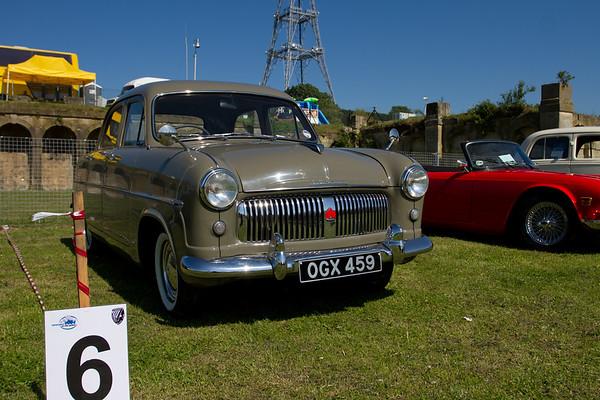 1953 Ford Consul Mk.1