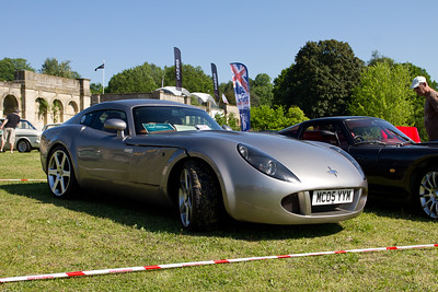 2005 Marcos TSO GT2 Prototype