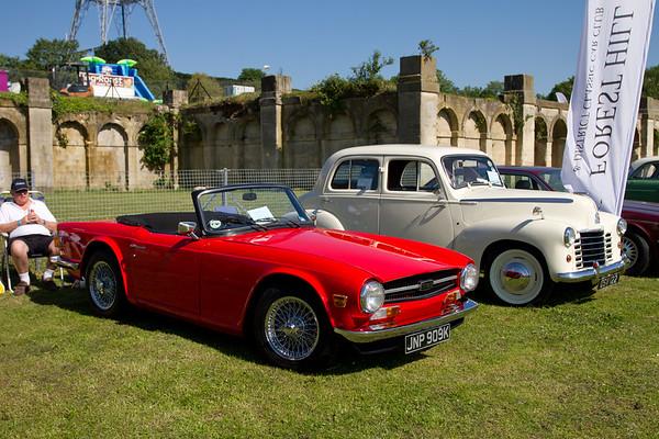 1971 Triumph TR4