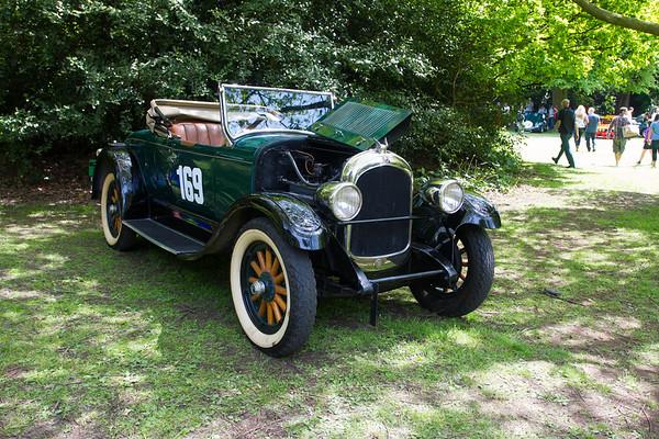 1926 - Chrysler G70 Roadster
