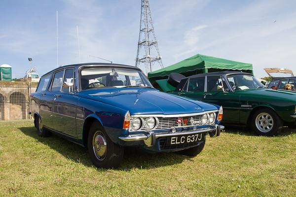 1974 Rover P6 3500 Estoura