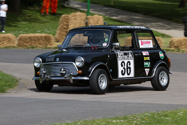 1971 - Mini Cooper S