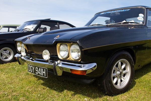 1970 Ford Capri 1600 Mk1