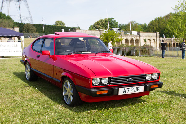 1986 Ford Capri Injection
