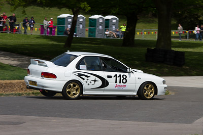 1993 - Subaru Impreza Type RA
