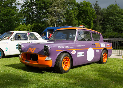 "WRA Ford Anglia ""The Class of 71"""