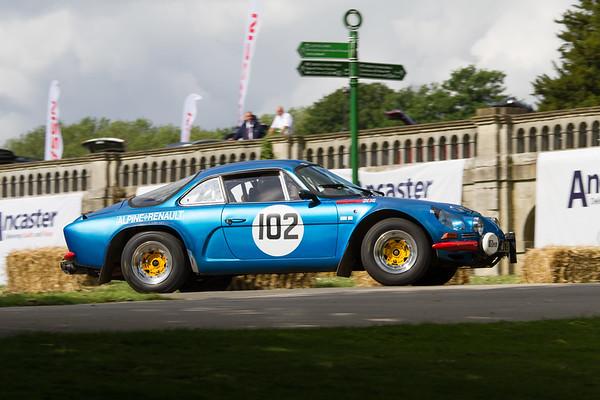 1971 - Alpine Renault A110 1600S