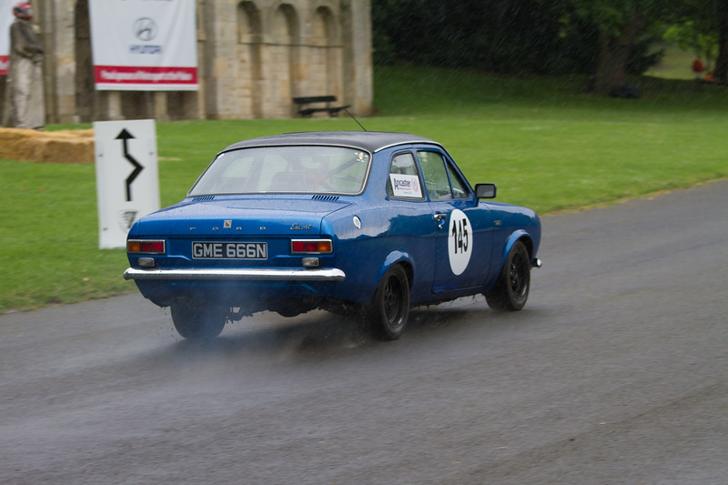 1973 - Ford Escort RS2000 MkI
