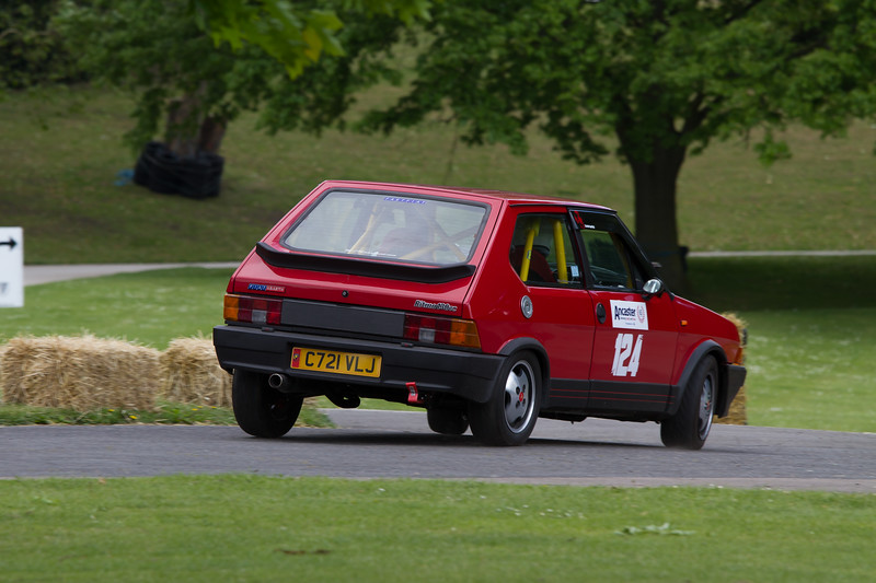 1985 Fiat Ritmo Abarth 130TC