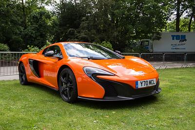 2014 - McLaren 650S Spider