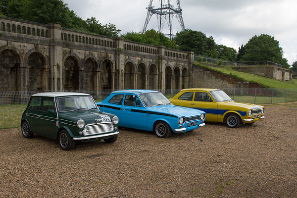 Mini & Ford Escort MkI
