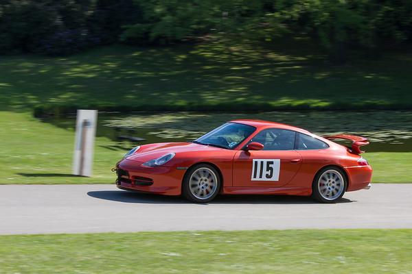 1999 Porsche 996 Gt3 MK1 Clubsport