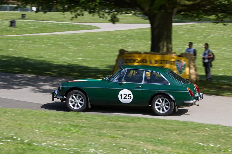 1972 MGB GT