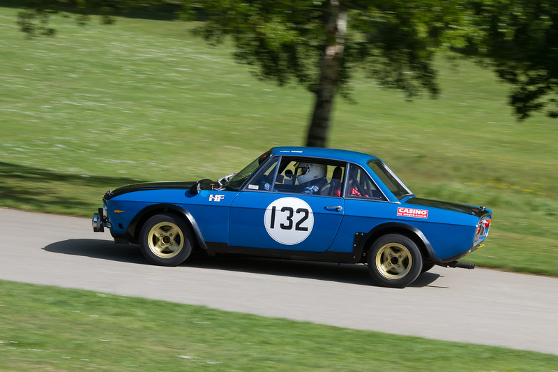 1972 Lancia Fulvia Montecarlo