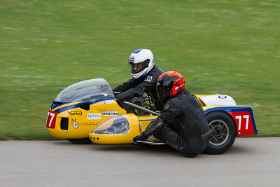 Norton Commando Sidecar