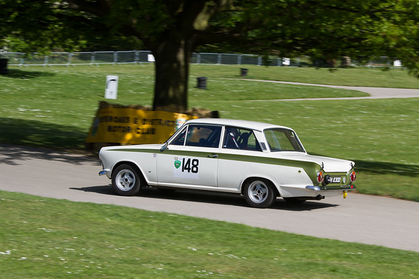 1966 Ford-Lotus Cortina Mk.1