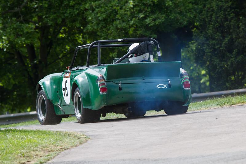 1966/1970 - MG Midget