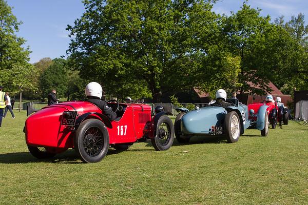 1932 Austin Seven Ulster Sports