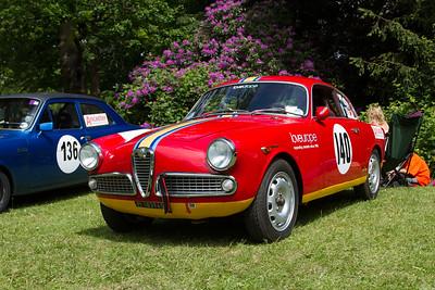 1959 - Alfa Romeo Guilietta Sprint