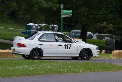1993 - Subaru Impreza RA