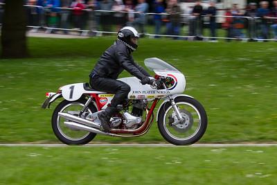 JPN Norton Motorbike