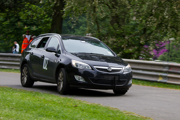 2011 - Vauxhall Astra