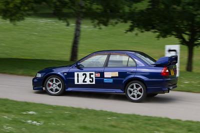 1999 - Mitsubishi Evo 6