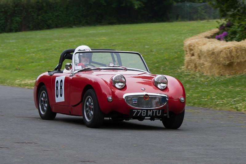 1960 Austin-Healey Sprite MK 1
