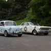 1963 Fiat 600 / 1964 Ford Falcon Sprint