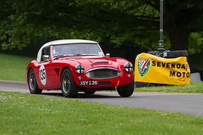 1962 - Austin Healey 3000 MKII