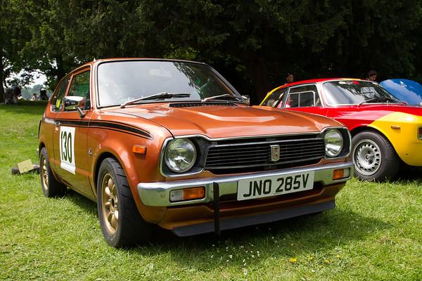 1976 - Honda Civic