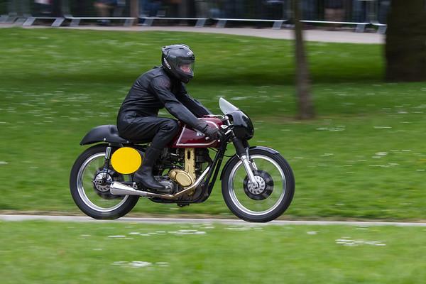 Matchless Motorbike