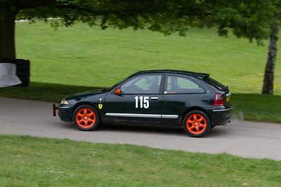 1999 - Rover BRM