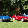 1973 - Jaguar E Type & 1971 - Datsun 240Z
